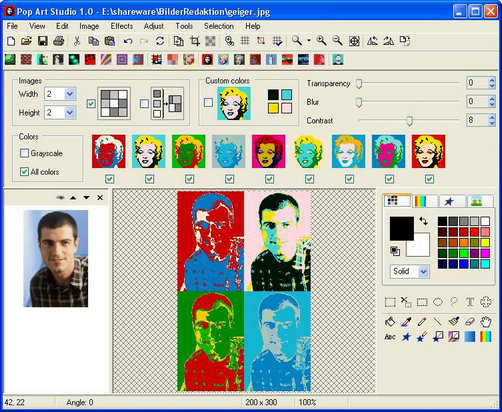 9. Pop Art Studio