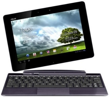 10: Asus Transformer Infinity TF700