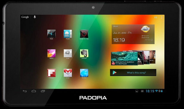 Padopia 7 Power 16 GB