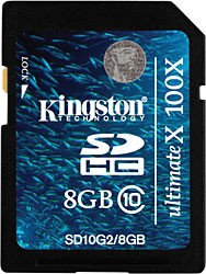 Kingston UltimateX 100X