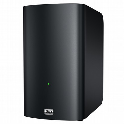 Western Digital WD My Book Live Duo