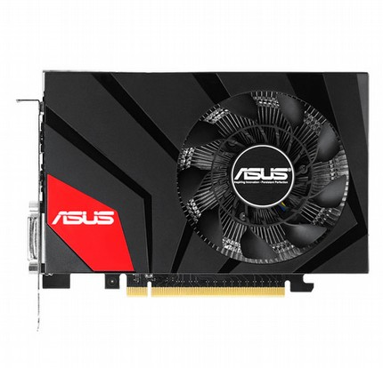 Asus GeForce GTX 760 DirectCU Mini