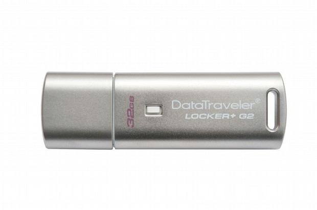 Kingston DataTraveler Locker+ G2