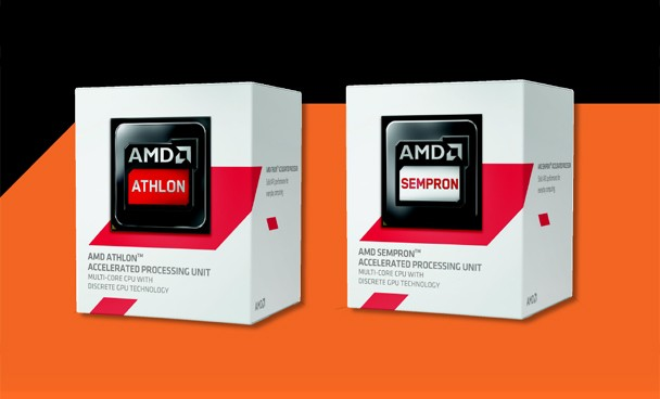 AMD AM1 Kabini Athlon 5350
