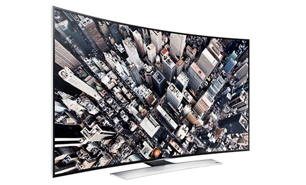 Samsung UHD Curved TV
