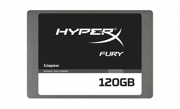 Kingston HyperX FURY SSD