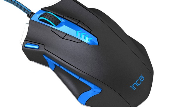 Inca IMG-307 Laser Gaming Mouse