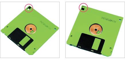 Disketler - Küçük çaptaki veri transferleri için sıklıkla tercih edilen disket nedir ve nasıl kullanılır?