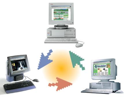 Yerel bilgisayar ağlarının temel çalışma prensiplerini