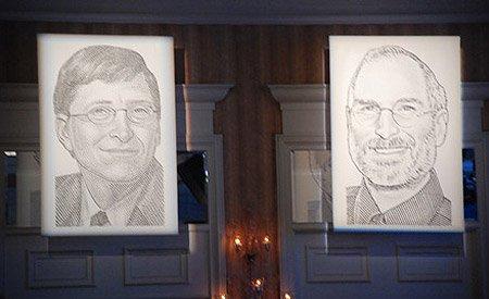 Gates'in Jobs'a duygusal mektubu...