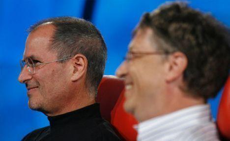 Steve Jobs ve Bill Gates'in farkı...
