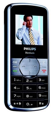 Philips Xenium: Uzun pil ömrü profesyoneli