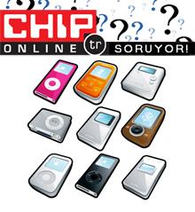 CHIP Online Soruyor! Hangi Mp3 çalar?