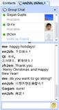 Google Talk: Tercüman arkadaşınız