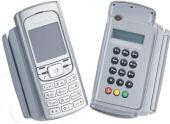 Kredi kartı okuyan cep telefonu