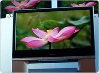 """Panasonic 150"""" plazma HDTV'yi hazırlıyor"""