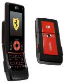 Motorola MOTORIZR Z8: Ferrari Edition