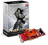 PowerColor'dan AGP için Radeon HD 3850