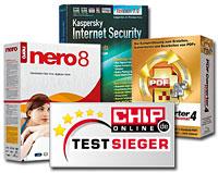 Her kategoride 2007'nin en iyi yazılımları