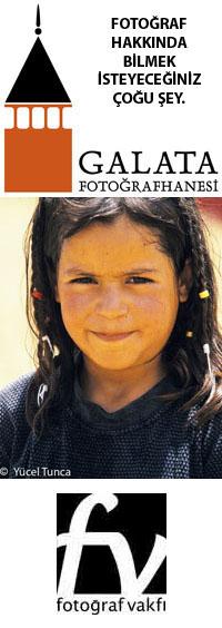Galata fotoğrafhanesinden özel fotoğraflar
