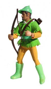 Robin Hood hacker da gördük!