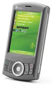 HTC P3300 Türkiye'de satışa sunuldu