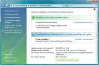 Vista:Dil paketleri güncellemeleri engelliyor