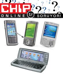 Cep telefonu mu, PDA mı?