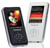 Transcend T.sonic 850: Hafif 8 GB MP3 çalar