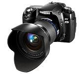 Samsung, 14 Mega piksel-SLR kamera sunuyor