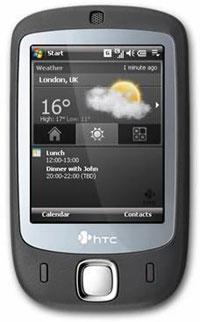 HTC Touch'u sizin için inceledik!