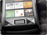 Sony Ericsson XPERIA X1'i tanıtıyor