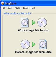 ImgBurn 2.4: Format desteği artıyor