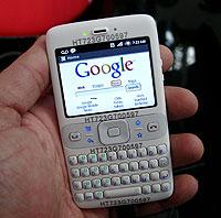 Google cep telefonu işine iyice girdi!