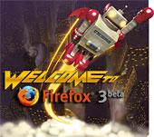 Firefox 3: Üçüncü Beta sürüm yayımlandı