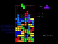 Video: Tetrisi böyle yaşamadınız