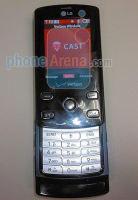 LG VX8610: Yeni Chocolate cep telefonu