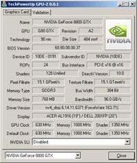 GPU-Z 0.1.7 çıktı