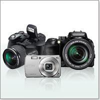 2008'in en yeni dijital fotoğraf makineleri