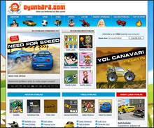 Yepyeni bir oyun sitesi açıldı: Oyunbara.com