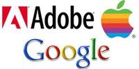 Google, Microsoft vb. zaman tüneli içerisinde