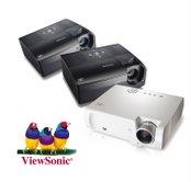 ViewSonic, yeni projeksiyon cihazlarını tanıttı.
