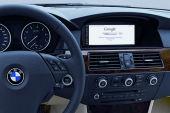 BMW, interneti kokpite kadar getiriyor