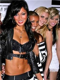 Haydi Pussycat Dolls konserine