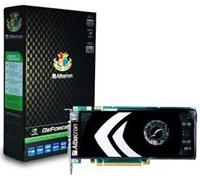 GeForce 9800GX2'de yüksek ısı