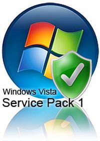 Service Pack 1'i Vista-DVD'sine entegre edin