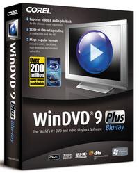 WinDVD 9 plus Blu-ray: HD tadında eski filmler