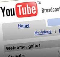 YouTube, Türk kullanıcılar için üzgün