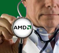 AMD x86 üç çekirdekli işlemci