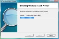 Windows Search 4.0: Vista ve XP için masaüstü-aram
